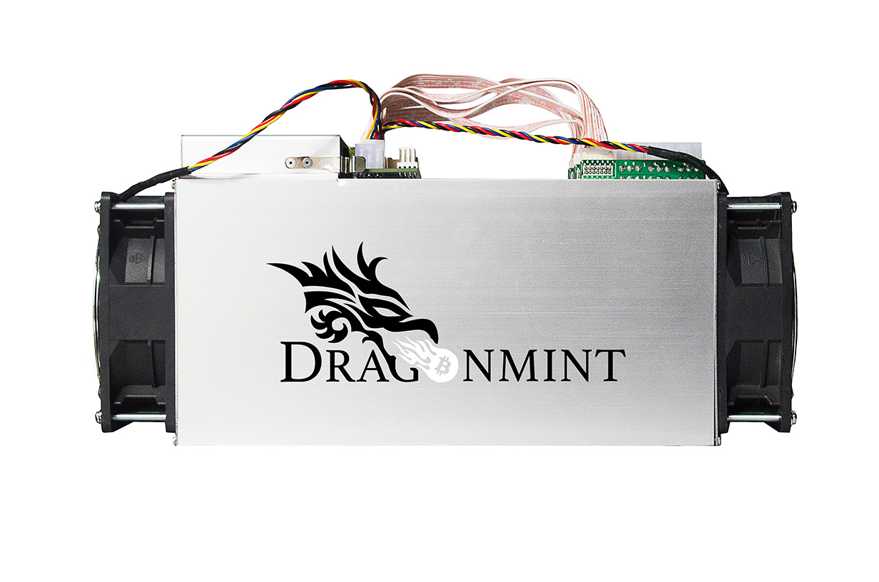 DragonMint-Miner-visual-with-Logo